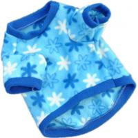 Quality Snowflake Fleece Dog Pet Apparel Clothes T Shirts XXX Small Dog Clothes for sale