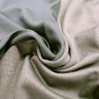 Cotton/Bamboo Charcoal Polyester Fabric with 2-tone Color Mesh Pique Manufactures