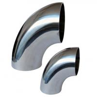 ASME Stainless Steel Butt-Welding Seamless pipe fitting-Elbow Manufactures