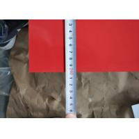1.0mm Thickness RAL 1030 Pre-Painted Steel Sheet For Roofing DX51D Width 1250mm Manufactures