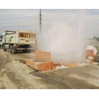 Automaitc Roller Truck Washing Systems for sales / Wheel wash systems to Construction site Manufactures