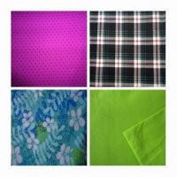 Printed Cotton Woven Fabric in Various Colors and Styles Manufactures