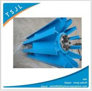 Belt Conveyor Wing Pulleys for mine Manufactures