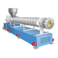 China SJZ Series Conical Twin/Double Screw Extruder on sale