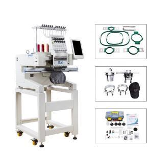 9/12 Needles Computerized Single Head Embroidery Machine Similar As Tajima Manufactures