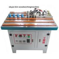 Manual Edge Banding Machine for Doors Cabinets Edge Banding Manufactures