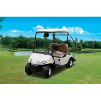 China Left Hand Drive 2 Seats Electric Car Golf Cart With Deep Recycle Batteries on sale