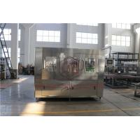 Commercial Washing Filling And Capping Machine , Ro Water Bottle Packing Machine Manufactures