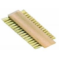 Professional Boar Bristle Body Brush Durable With Untreated Beechwood Manufactures