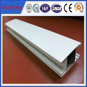 aluminium manufacturer, OEM/ODM aluminium windows powder coating white aluminium profiles Manufactures