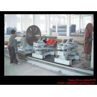 Hydraulic Double Column Rotary Welding Table , Tank Turning Table for Welding Line Machinery Manufactures