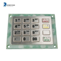 China Gobeyond 105000063 Cash Machine Parts GRG EPP ATM Keyboard on sale