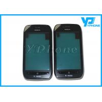 White Color Cell Phone Nokia 710 Digitizer With Touch / Capacitive Screen Manufactures