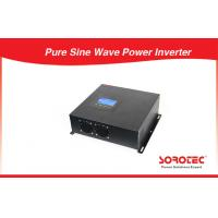 3000 - 5000va Solar Power Inverters Pure Sine Wave Power Inverter for Home Manufactures