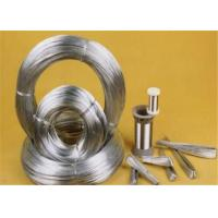Anti - Rust Metal Wire Series Electro-Galvanized Iron Wire For Construction Binding Manufactures