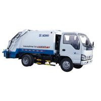 China Sealed Rear Loading Garbage Truck , Special Purpose Vehicles on sale