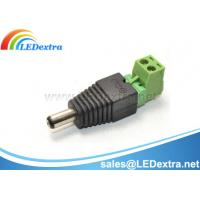 Male DC Plug to Removable Terminal Block Manufactures