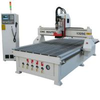 Automatic CNC Wood Door Making Machine with 8 knives stores TJ-1325 Manufactures
