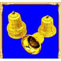 China new arrivalsmall Christmas ornaments golden  bells on sale