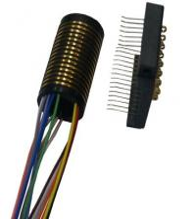 Quality Separate Slip Ring,medical slip ring,15 wires split Slip Rings with compact design for UAV for sale