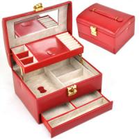 Gift box » Latest Design Elegant Inner Decoration Jewelry Boxes with Metal Lock Manufactures