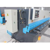 Industrial Hydraulic Shearing Machine Sequence Repeat Function QC12Y-12x4000 Manufactures