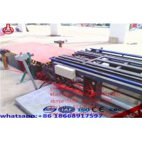 PLC control eps sandwich Wall Panel Making Machine , mgo board making machine Manufactures