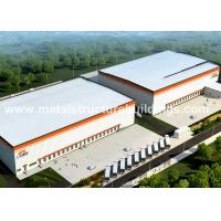 Quality Custom Steel Structures Warehouse Building for sale