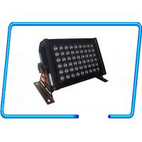 China High power 54 * 10W 4 IN 1 RGBW outdoor led wall wash light Master slave Control on sale