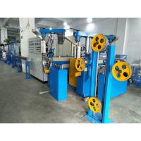 Uzbekistan Low Voltage Wire And Cable Machinery / Electric Cable Making Machine Manufactures