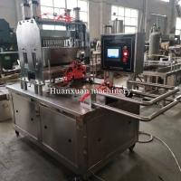 1850*950*1620 Mm Easy Control Candy Depositor Machine 1.5 Kw Motor Power Manufactures