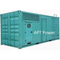 High Performance Perkins Generator Set Durable 400 / 230V 50HZ Frequency Manufactures