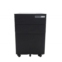 China 0.7mm Steel Sheet mobile pedestal cabinet With Electronic Lock on sale