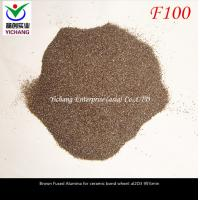 China Metalizing And Welding Material Brown Aluminum Oxide With 1.72-1.95g/Cm3 Bulk Density on sale