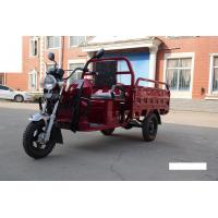 1000W  Electric Tricycle Scooter Three Wheels For Cargo 60V Lead Acid Manufactures