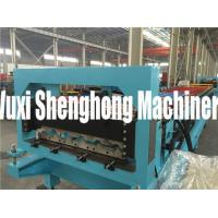 Length Set Cold Roll Forming Equipment With 5 Ton Passive Uncoiler Manufactures