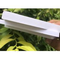 Rigid White PVC Foam Sign Board 1220mm * 2440mm For Advertising Display Manufactures