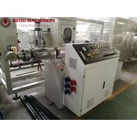 China Single Wall Corrugated PP / PE Pipe Production Line For Electricity Tube Making on sale