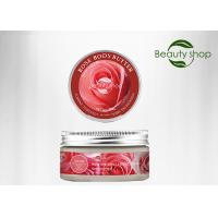 Quality OEM Rose Anti Aging Body Lotion , Moisturizing Lotion For Dry Skin for sale