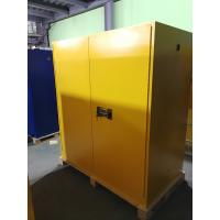 Cold Rolled Steel Hazardous Storage Cabinets For Industrial / Chemical Dangerous Goods Manufactures