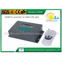 RGB Swimming Pool Light Controller DMX512 Color Chaging Professional CE / RoHs Manufactures