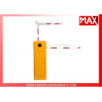 Vehicle Access Control Parking Lot Security Gates Operator 90 Degree Parking Lot Manufactures