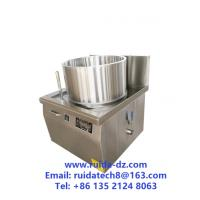 RDH Thermal Efficiency Industrial Sugar Cooking Pot Dissolving Machine, bar making machine Manufactures