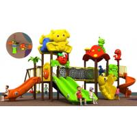 China dog roof big children outdoor playground items outside plastic games on sale