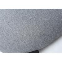 Quality Custom Office Chair Memory Foam Back Cushion Waist Support Pillow Grey for sale