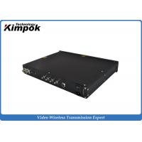 Multi Function 1080P Wireless Hd Receiver , HD - SDI Broadcasting Digital Video Receiver Manufactures