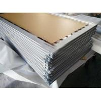 Cutting aluminum screen frame with miter saw, 2018 Extruded aluminum screen frame stock china aluminum extrusion Manufactures