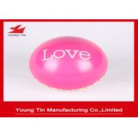 Food Grade Metal Full Color Printed Ball Shaped Tin Box For Christmas Gifts Packaging Manufactures