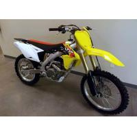 China Suzuki Engine 450cc Dirt Bike Motorcycle 5 Speed Manual Transmission For Adult on sale