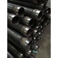 China Screw Type Sonic Logging Steel Pipe / Sounding Steel Pipe ASTM Standard on sale